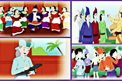 Cerita Rakyat Pangeran Biawak Paling Lengkap