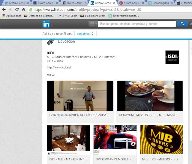 MIBer - MIBers - el MIB en imágenes: Twitter - ISDI - Álvaro García - ÁlvaroGP - Social Media & SEO - MIBeers - Spider-Man - Javier Rodríguez Zapatero - Google - Google España - Google Spain