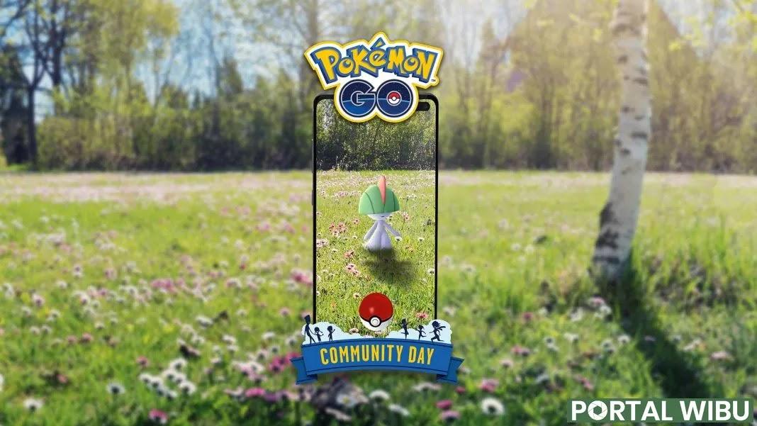Pokemon GO Adakan Community Day Agustus 2019 - Ralts