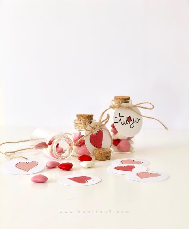 Para San Valentín...chocolate!!! by Habitan2 | Pequeñas ideas para el día más amoroso
