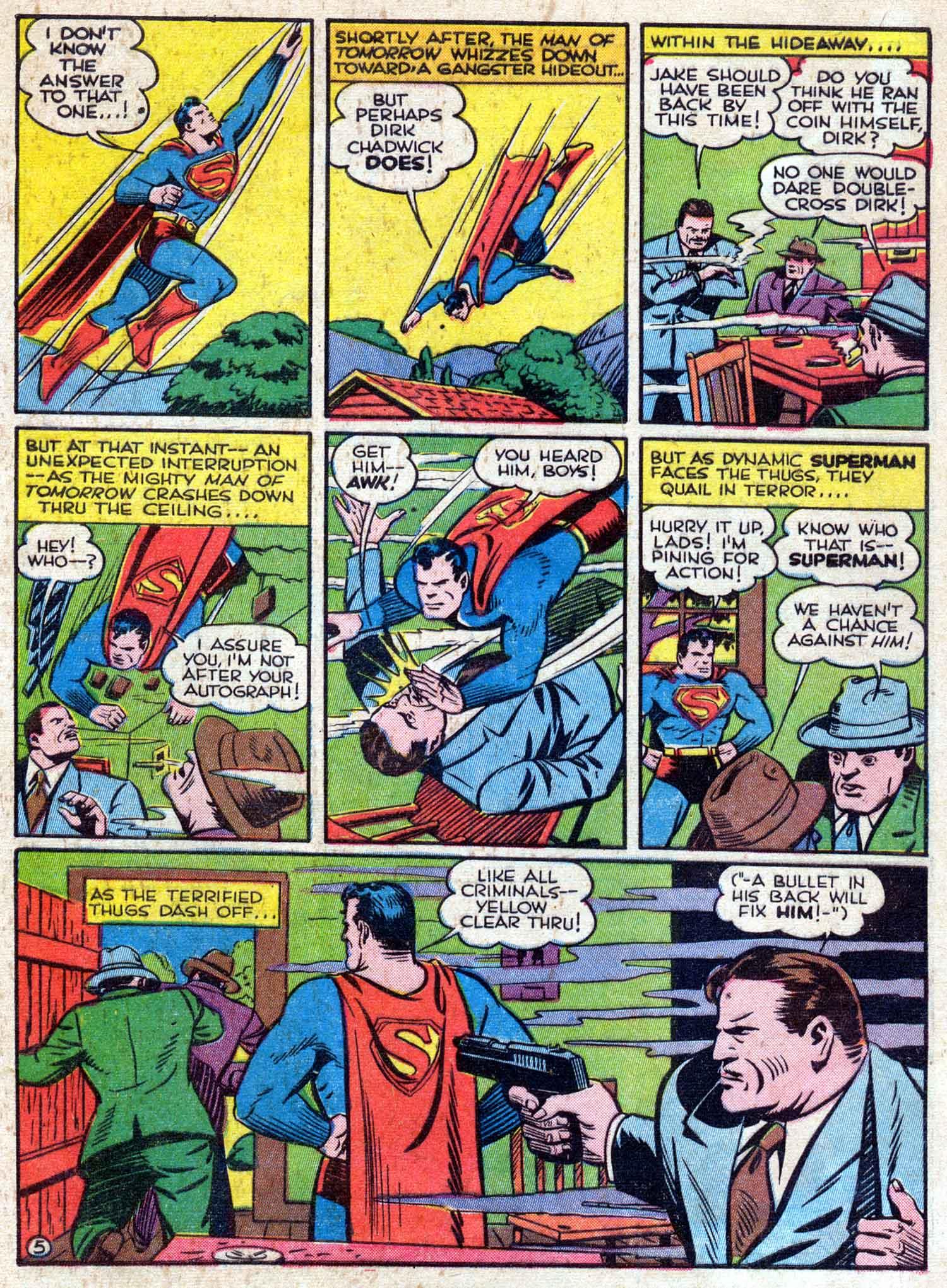 Action Comics (1938) 42 Page 5