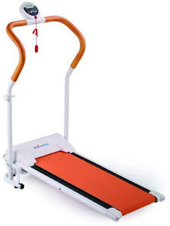 Jual excider walking machine, treadmill elektrik murah