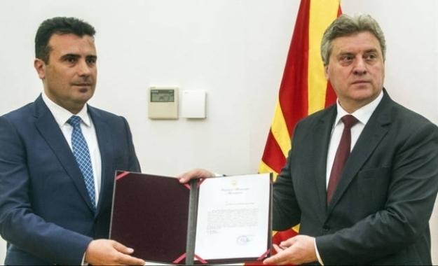 Ζάεφ για Ιβανόφ: Αργά ή γρήγορα θα υπογράψει τη συμφωνία