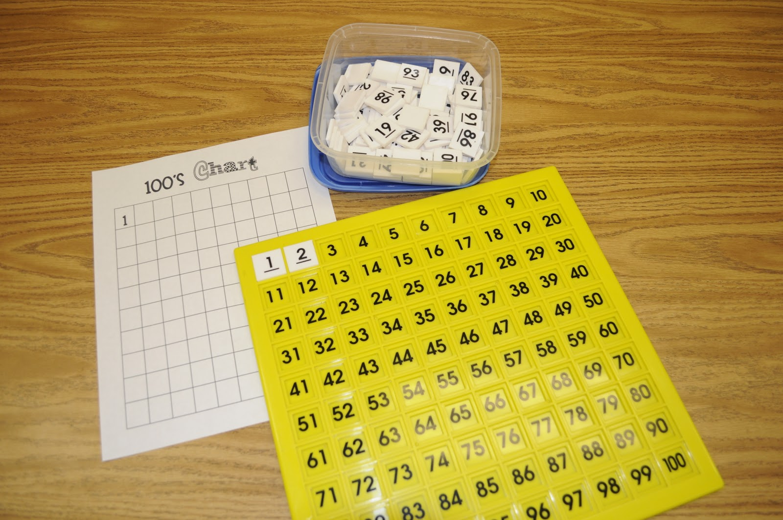 Mrs Ricca S Kindergarten Math Work Stations