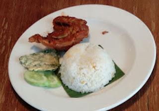Ayam Kremes Potre Koneng