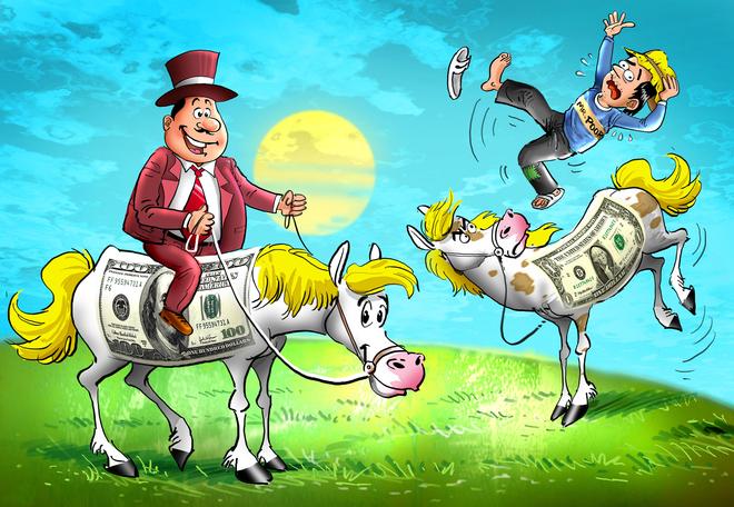 cách quản lý tiền của người giàu
