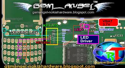 Mobile Tracking Software Nokia E63 Keypad Light - Nokia E63 Keypad