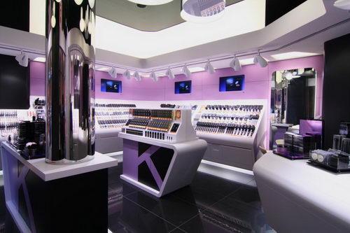 Retail kiko make up milano inspiring retail and store for Milano design shop