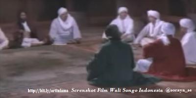 ilustrasi gambar film wali songo