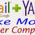 Gmail and Yahoo Makes Phone Number Compulsory