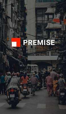 App para ganhar dinheiro - Premisse