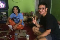 Traveling ke Jogja Part 1: Bertemu Bulek Wiwid dan Om Dwi