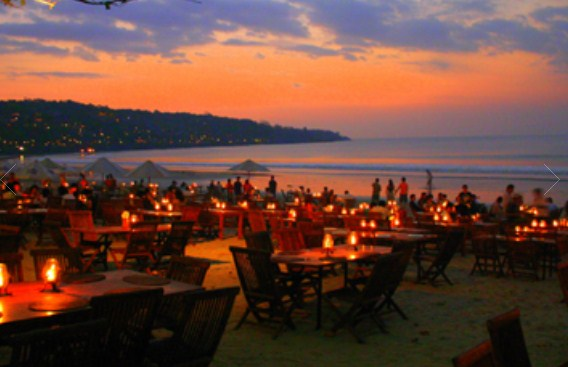 restaurant in jimbaran bali