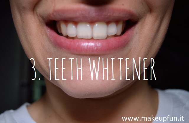coconut oil teeth whitener