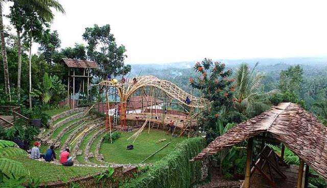 yaitu suatu bentuk integrasi antara atraksi 10 DESA WISATA TERBAIK DI INDONESIA INI WAJIB DIKUNJUNGI