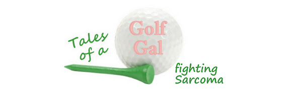 Tales of a Golf Gal fighting Sarcoma
