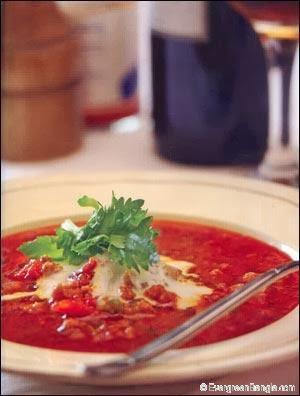 বিফ চিলি স্যুপ - Beaf Chili Soup Recipe - Best Home Made Recipes