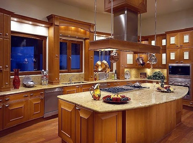 Luxury Dream Kitchen Design