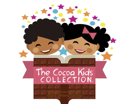 Cocoa Kids Collection Books
