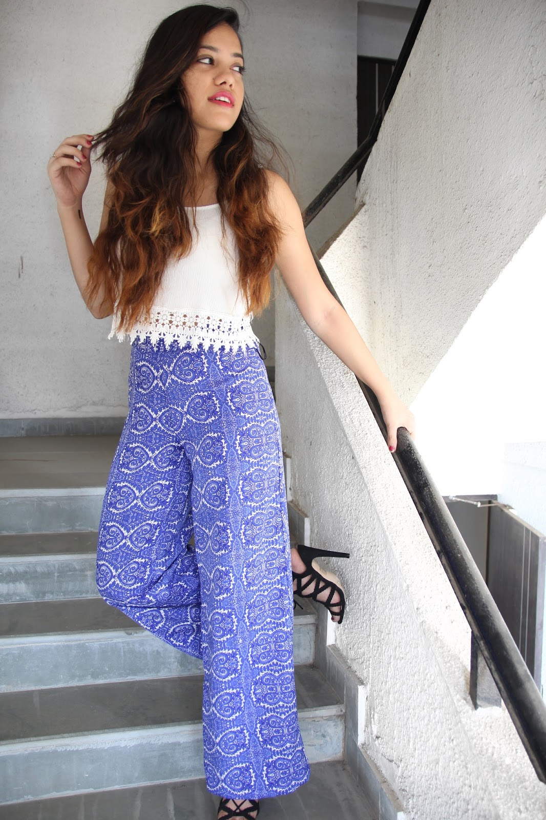 How To Pair Palazzo Pants
