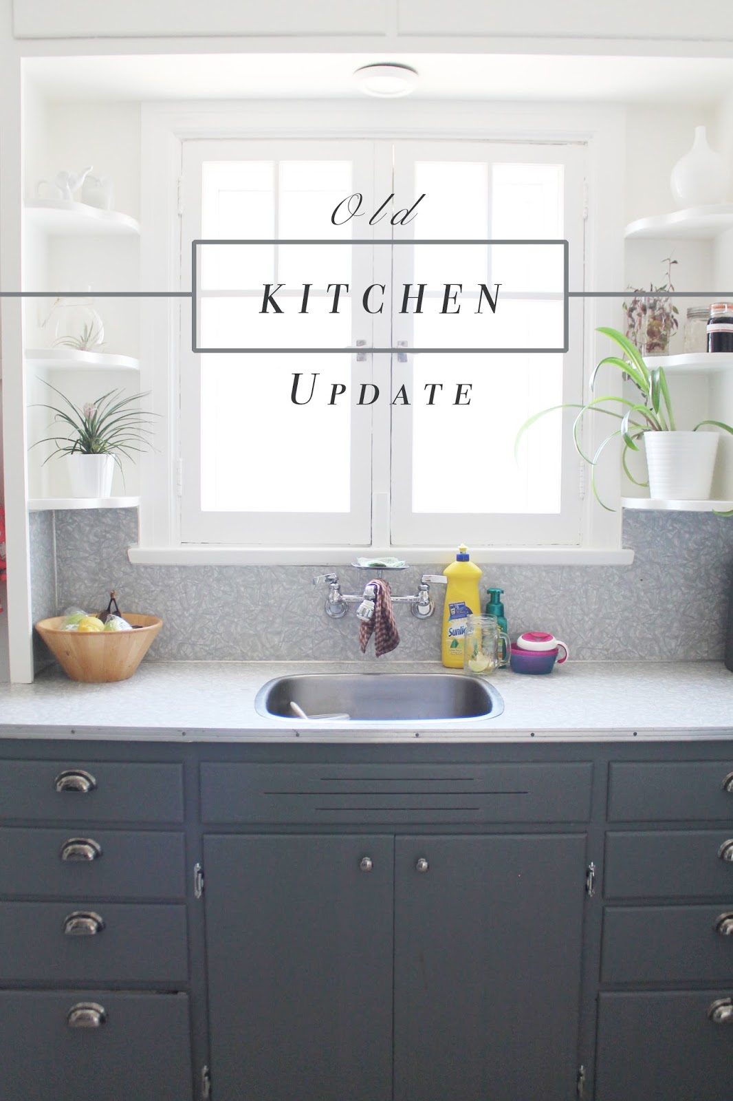 Ohhh Lulu...: Updating our 1930\'s kitchen.