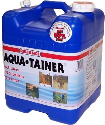 Aqua-Tainer 7 Gallon Water Container