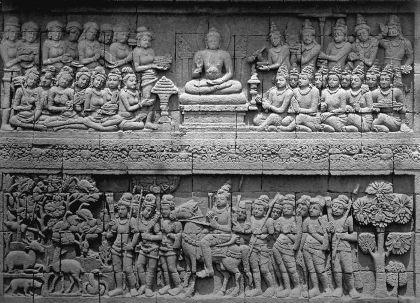 Contoh Akulturasi Kebudayaan Nusantara Dan Hindu Buddha Kumpulan