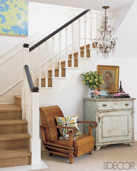 31 Brilliant Stairs Decals Ideas Inspiration: A Flair For Vintage Decor: Stair Runners