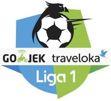 Logo Gojek Traveloka Liga 1