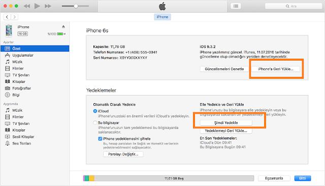 iPhone Etkin Değil Sorunu ve Çözümü