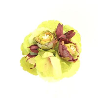 PV 2017 - Coleccion Basicas 29 Broche Tocado flor
