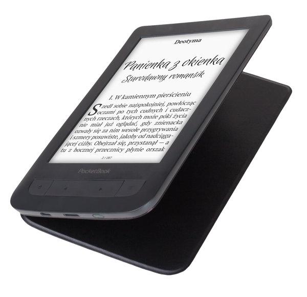 PocketBook Basic Touch 2 Save and Safe czytnik z wbudowaną okładką