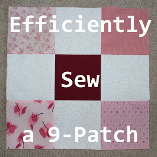 Efficiently-Sew-Nine-Patch-Quilt-Block