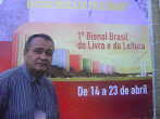 PRESIDENTE DO CPC/RN PARTICIPA DA 1ª BIENAL DO LIVRO