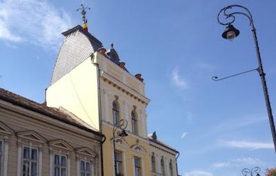Sepsiszentgyörgy, román bevonulás, román zászló, városháza, Antal Árpád, Sebastian Cucu,