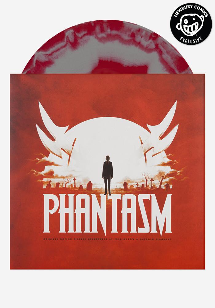 The Phantasm Archives New Pressing For Phantasm Vinyl