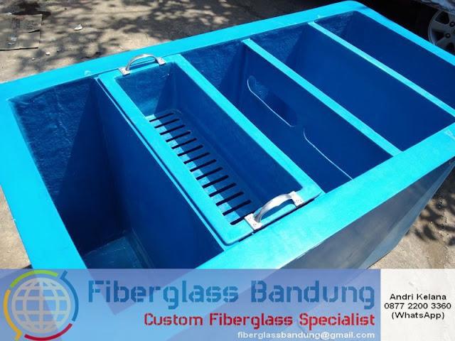filter kolam fiberglass