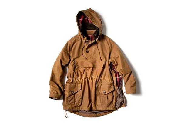 100 Realjuice Mountain Research 2012 Fall Winter Anorak