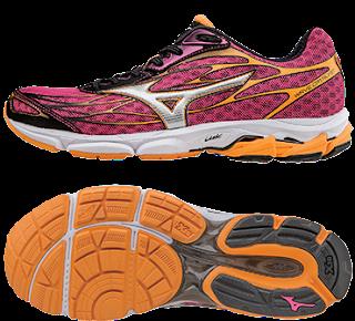 Sepatu Mizuno Wave Catalyst Women's