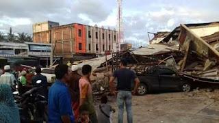 Gempa 6,4 SR Pidie Jaya Aceh