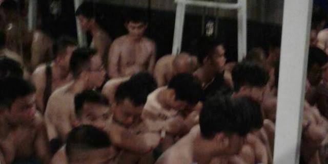 Polisi gerebek 144 gay Sedang Pesta $eks di Kelapa Gading Jakut