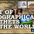 List of Geographical Epithets of the World | Kerala PSC GK