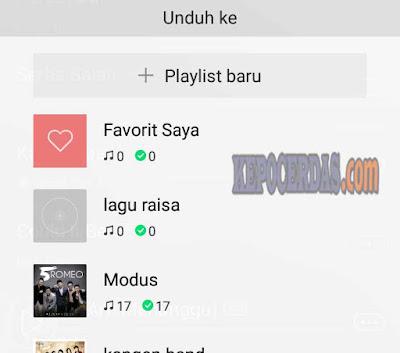 tips download lagu via joox