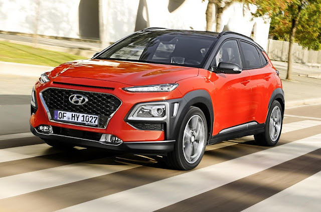 Price Review Picture of Hyundai Kona
