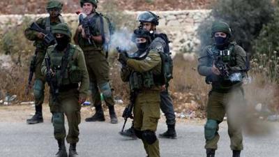 الاحتلال الإسرائيلى يقصف شرق رفح جنوب قطاع غزة