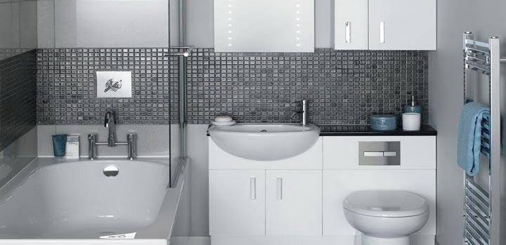 BANHEIROS COM BANHEIRA – FOTOS, MEDIDAS E DICAS PARA INSTALAR SUA BANHEIRA   -> Medidas Ideais Para Banheiro Com Banheira