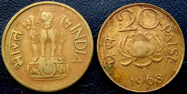 old indian silver coin value