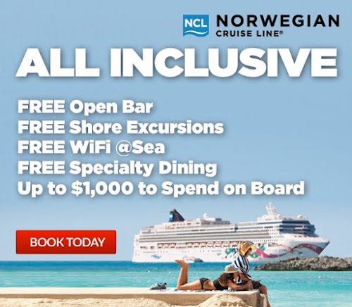 7-Night Caribbean Cruise from $469 w/FREE Open Bar