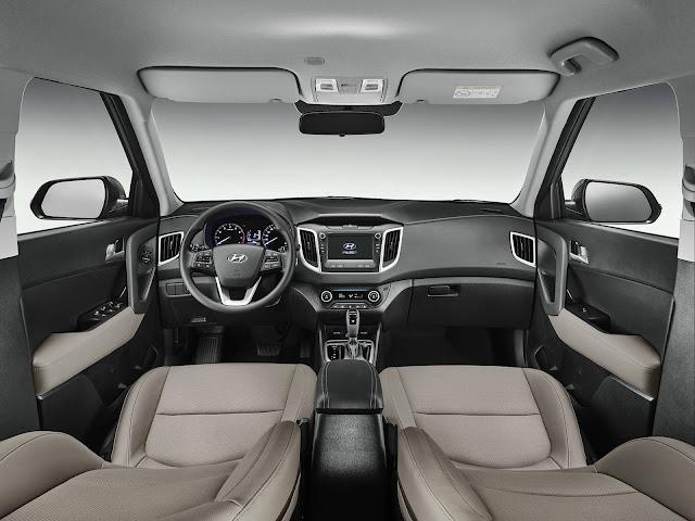 Hyundai Creta 2019 - interior