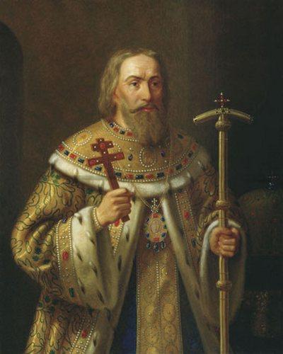носивший титул Великого кязя, вернувшись с польского плена стал Патриархом
